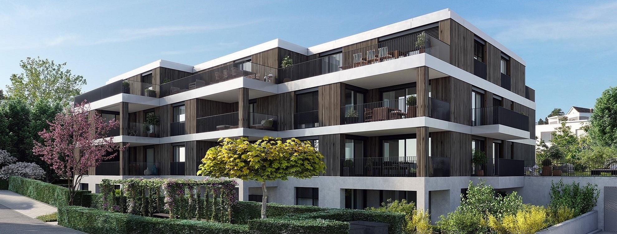 Neubau Grüental, Wädenswil